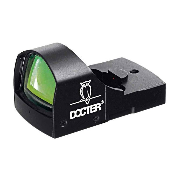 Rotpunkt-Reflexvisier Docter sight II 3,5 black