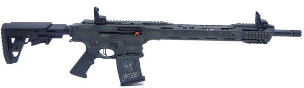 Typhoon  F12 - Sport Green DC IPSC